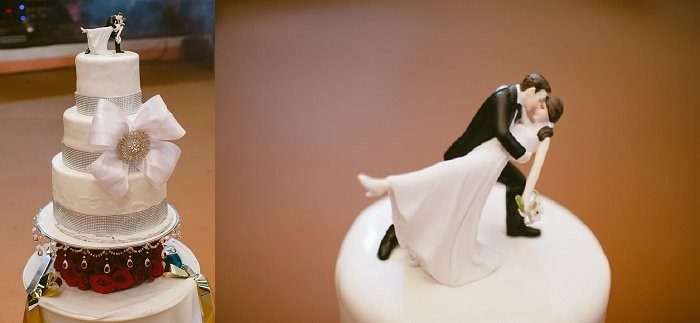 Real Wedding India/Goa - Cake Topper - Brideclubme.com