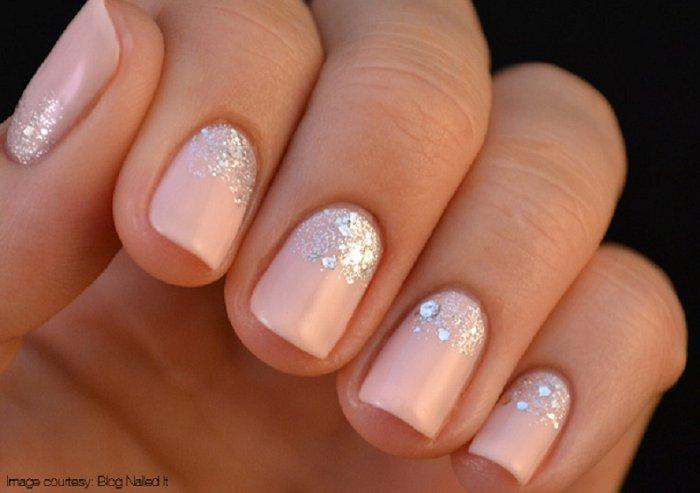 Bridal Nails - Brideclubme.com