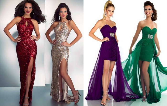 2013 collection Mac Duggal