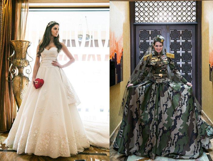 Bride Abu Dhabi Media Day