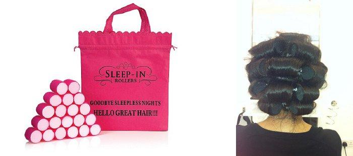 Sleep in Rollers Review - Pastels, Dubai.
