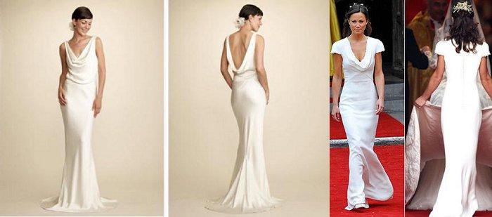 SPANX under wedding dress