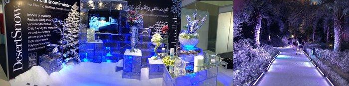Desert Snow Dubai