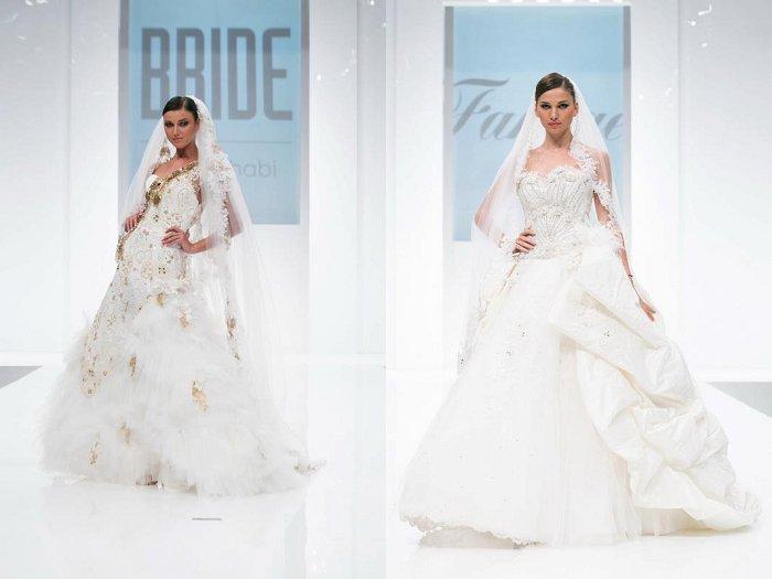 Farage Paris Wedding Gowns