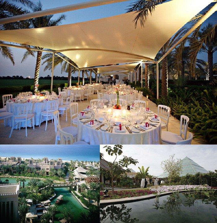 Dubai Wedding Venues