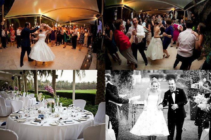Desert Palm Retreat Dubai - Wedding
