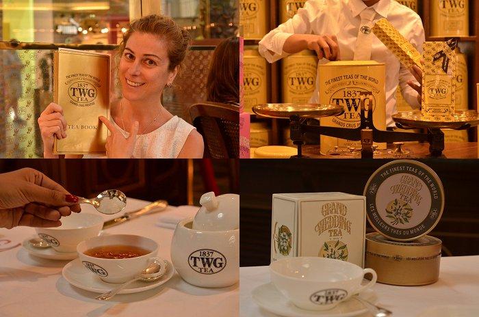TWG Tea review
