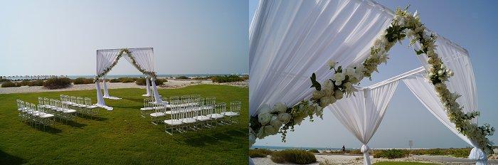 Park Hyatt Abu Dhabi wedding