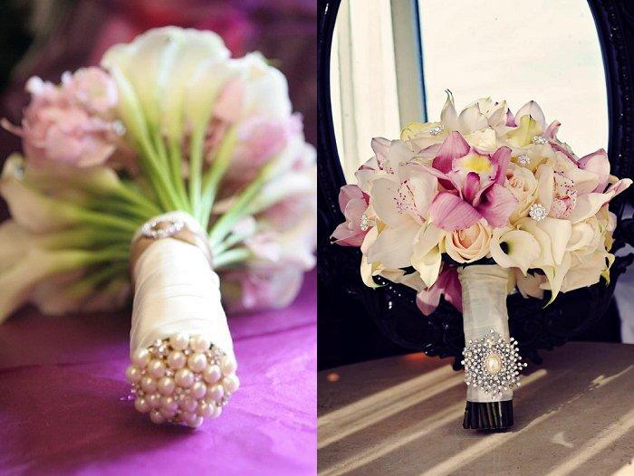 Wedding Bouquet Wraps