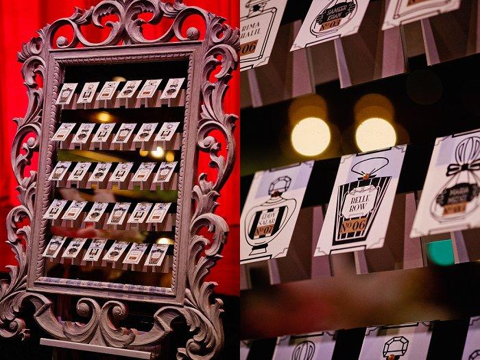 Gatsby Inspired wedding stationery