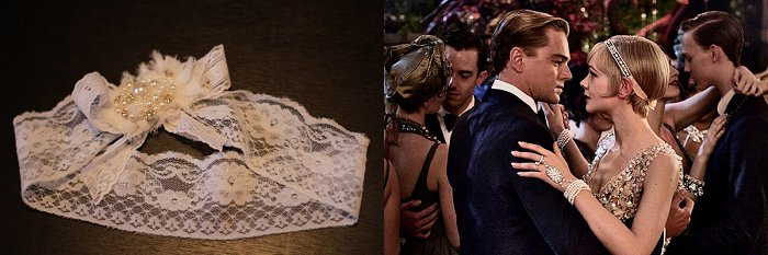 Great Gatsby DIY headband-3 - Bride Club ME