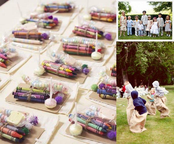 Children at weddings - Bride Club ME