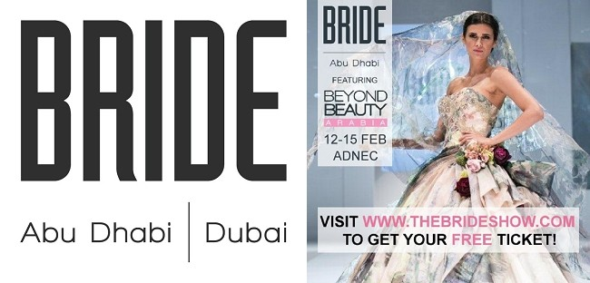 BRIDE Abu Dhabi 2014