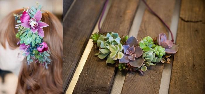 Botanical jewellrey