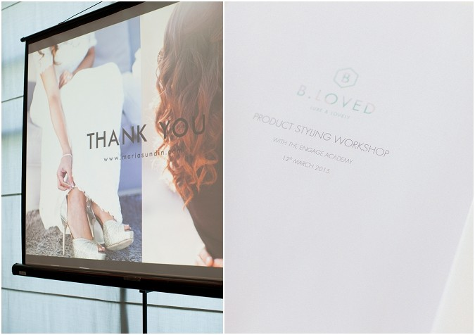 The Engage Academy Product Styling Workshop