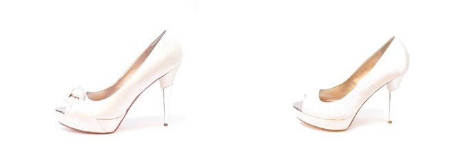 Your Guide To Buying Bridal Shoes In The Uae Bride Club Me