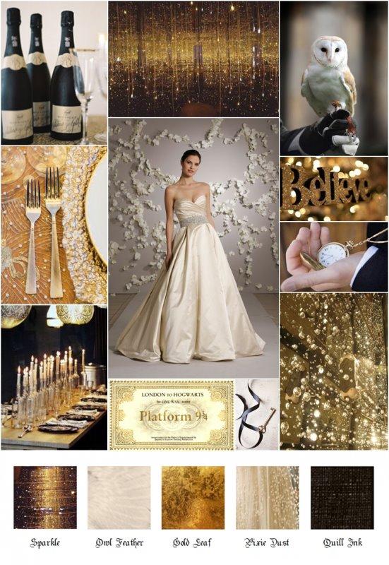 Wedding Colour Scheme Inspiration - Brideclubme.com