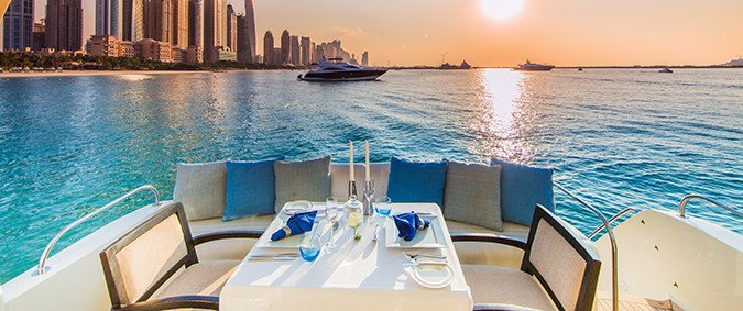 Address Dubai Marina Romantic Cruise