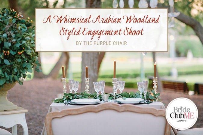 Arabian-Woodland-Styled-Engagement-Shoot