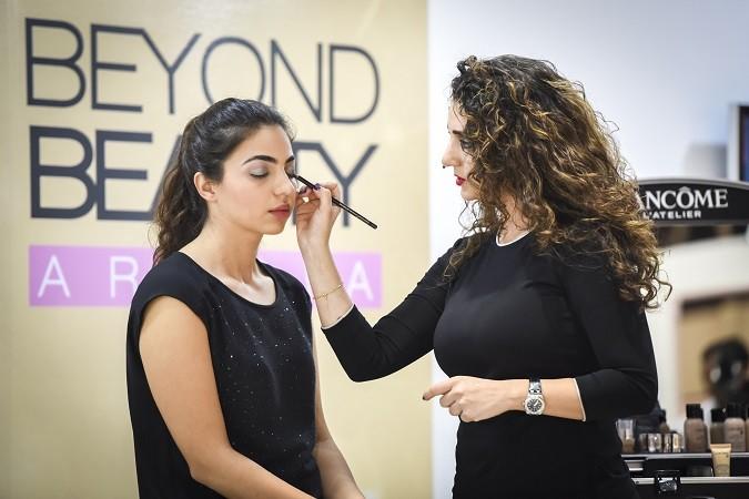 Bride Show_makeup