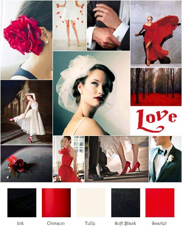 Wedding Colour Scheme Inspiration - Bride Club ME.