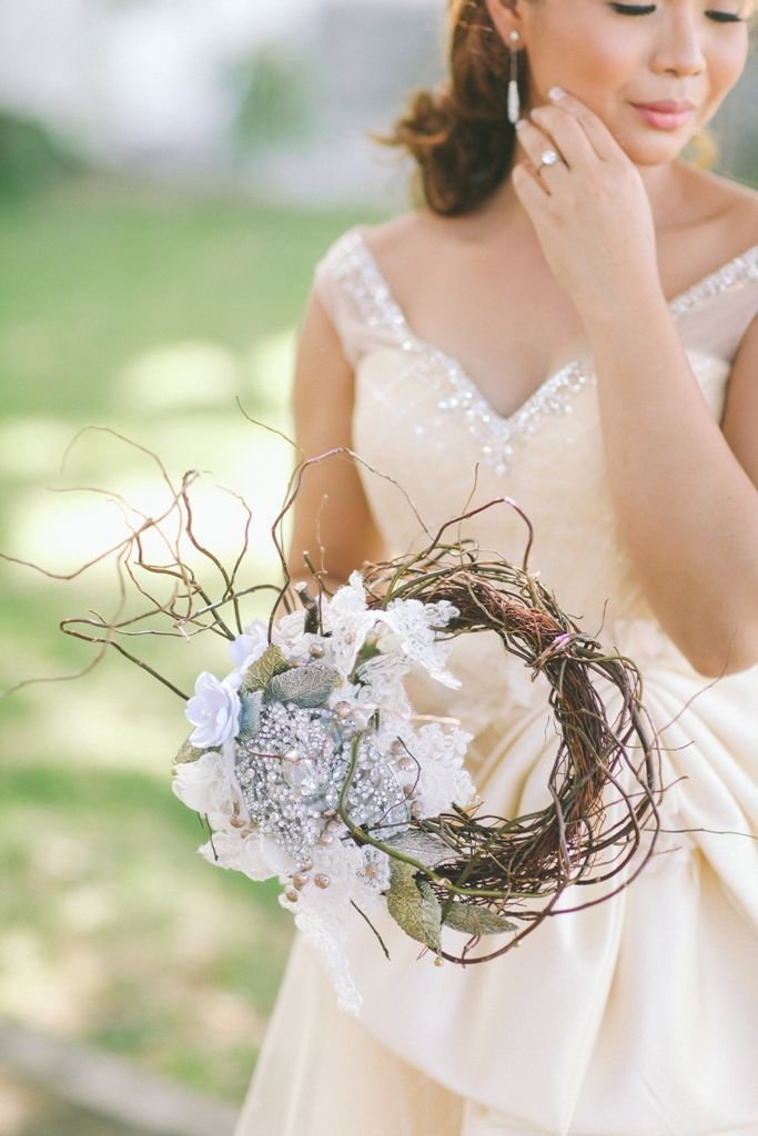 A Crafty Love Bird Themed Wedding On Marinduque Island