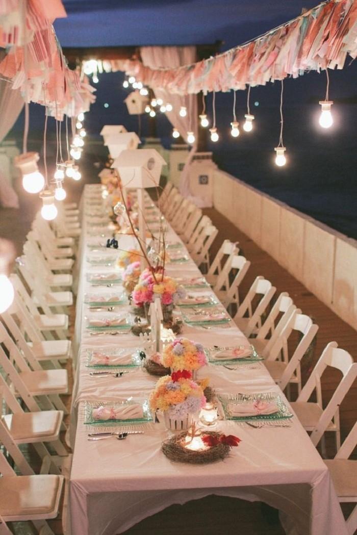 DIY WEDDING LIGHTS