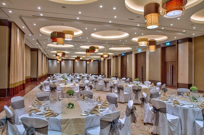 Desert Palm Retreat  Dubai - Weddings