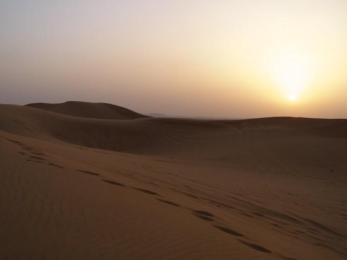 Desert Picnic Dubai