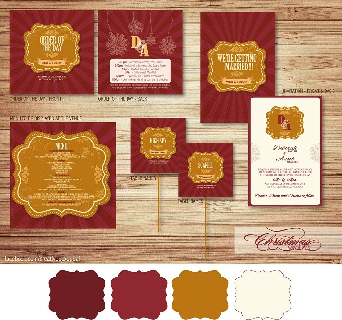 Brideclubme.com Design8 Creative Box