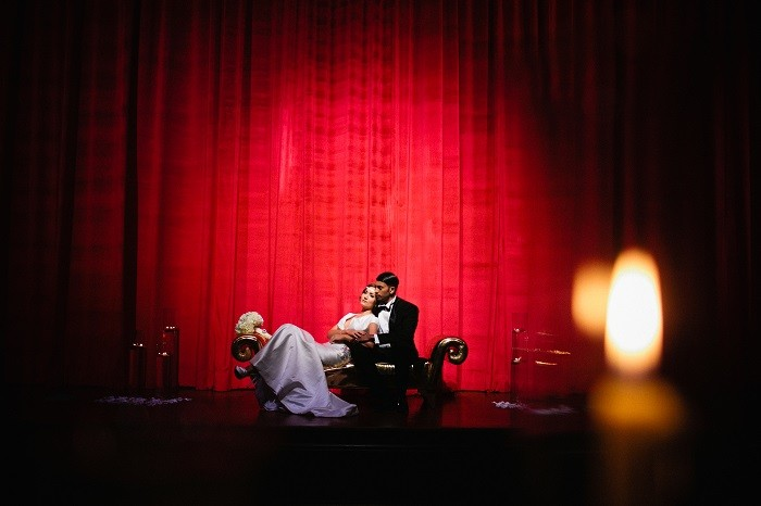 Great Gatsby Inspired wedding photoshoot