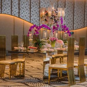 Great Room Wedding Setup at the W Hotel Dubai Palm Jumeirah
