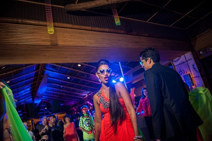 NEON Party - Indian Wedding