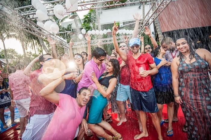 RAIN DANCE - Indian Wedding
