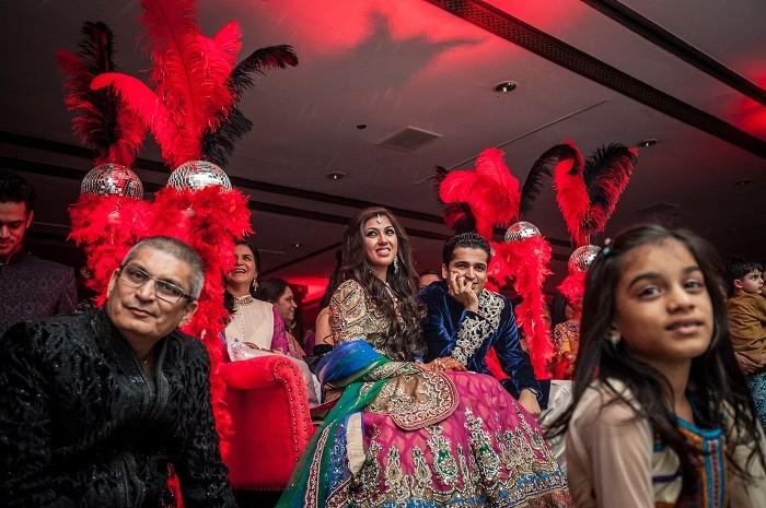 SANGEET Dress - Indian Wedding