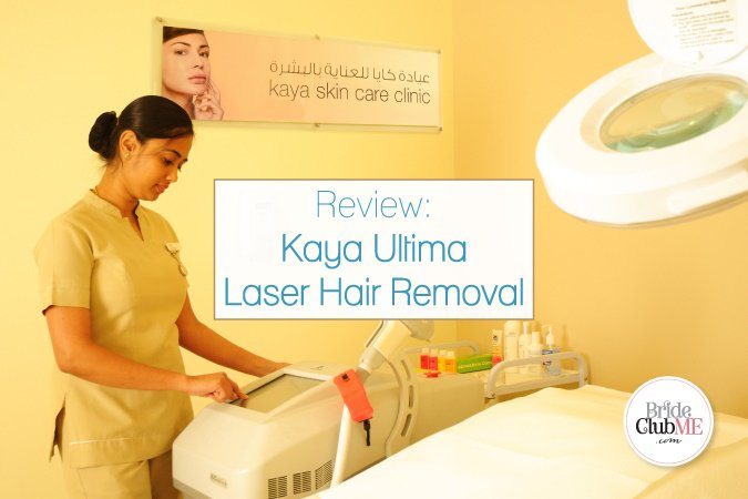 Review: Kaya Clinic Ultima Laser Hair Removal