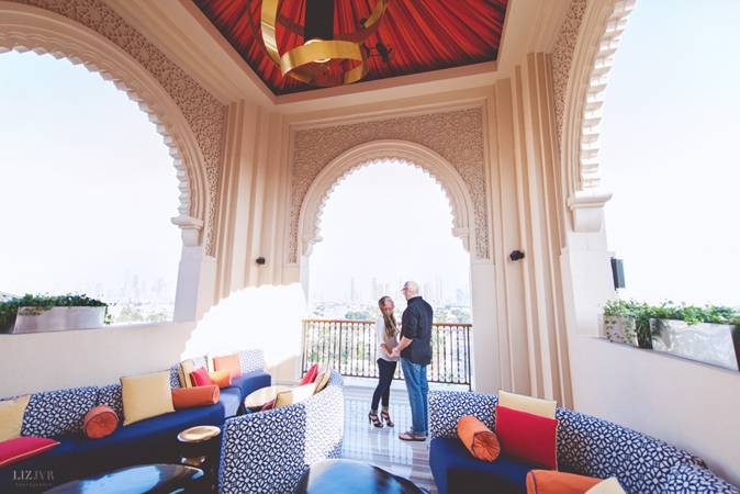 LIZJVR PHOTOGRAPHY, DUBAI WEDDING PHOTOGRAPHY, UNITED ARAB EMIRATES (BEACH ENGAGEMENT - STEPAHNIE & ALEX).1