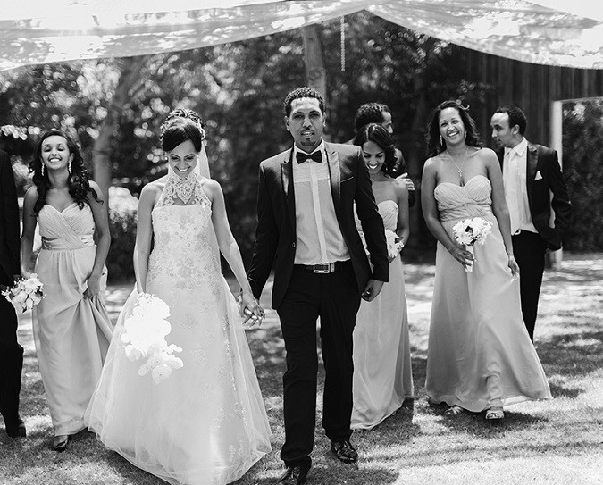 How to pick your wedding photographer