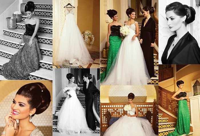 Wedding fashion Stylist