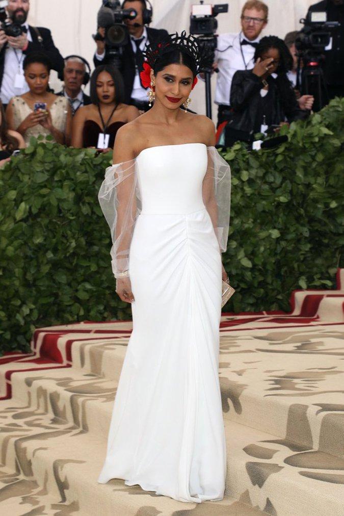 Met Gala 2018 Bridal Inspired Gowns