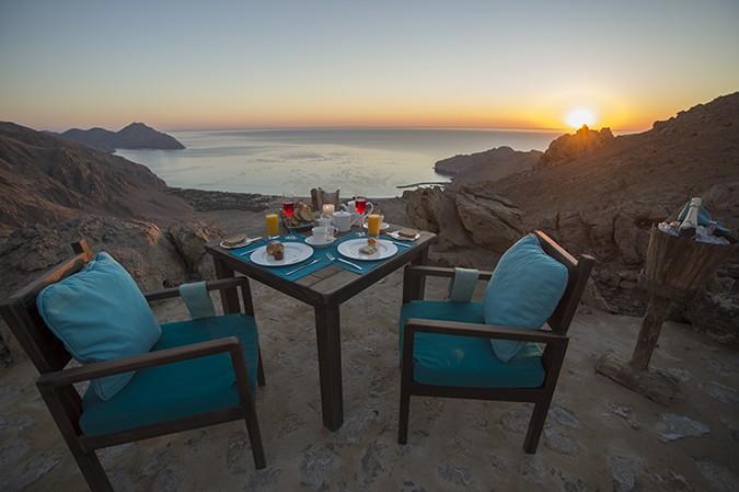 Six Senses Sunrise Breakfast SOE