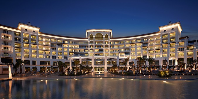 Waldorf Astoria Dubai May 2014 Exterior 5