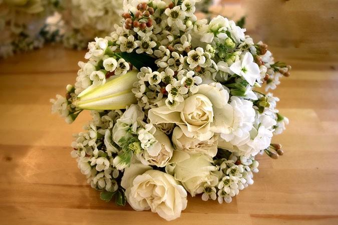 Website_Wedding Flowergirl Bouquet