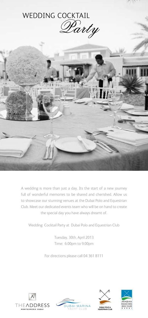 Wedding Dubai