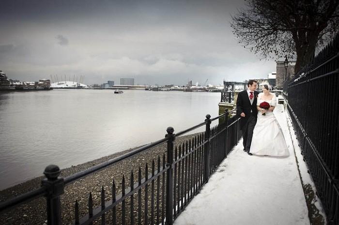 Winter Wedding London