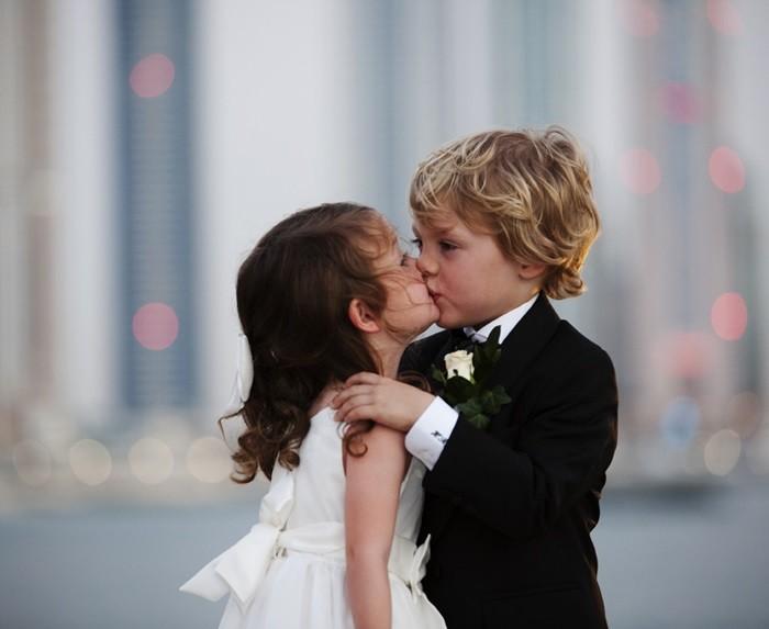 Children at weddings-Bride Club ME