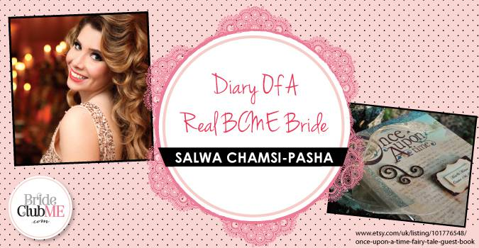 diary of a real bride