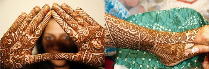 BCME henna feature- Vandana Makar