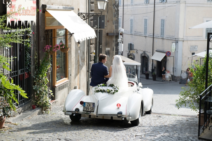Morgan and Phillipe's Italian Destination Wedding Planned By Just Amore