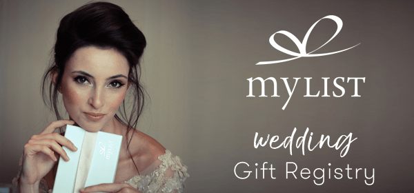 Click here to create your own personal wedding registry